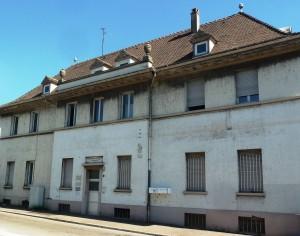 Centre médical de Strasbourg - Port du Rhin